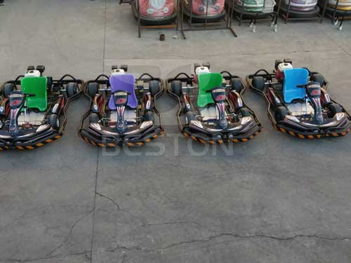 One Seat Go Karts from Beston