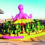 Flying Octopus Rides for Sale In Philippines