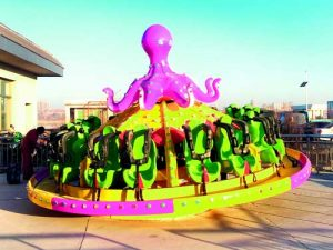16 Seat Flying Octopus Rides for Sale