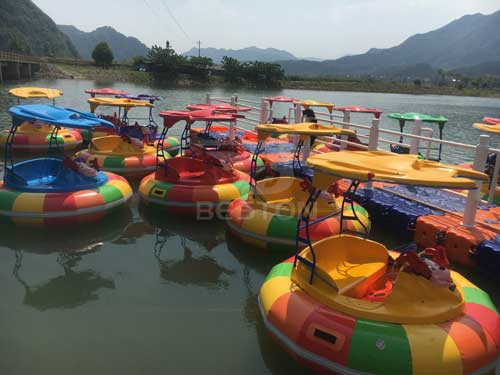 Laser Bumper Boats With Ceiling for Sale In Philippines