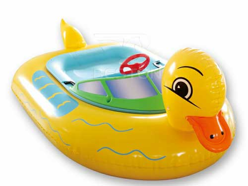 Kids Cartoon Duck Bumper Boats for Philippines
