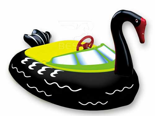 Black Swan Bumper Boats for Philippines