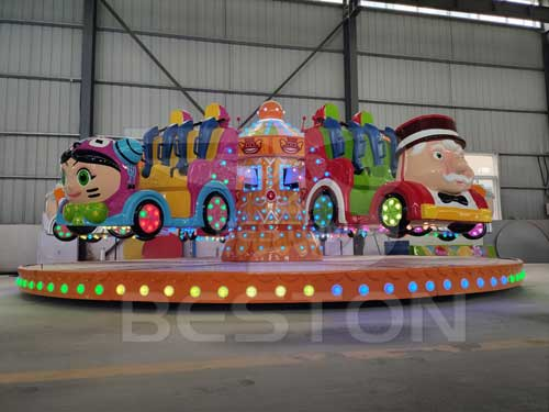 Carnival Luoli Rides for Kids In Philippines