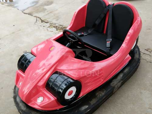 Red Bumper Cars for South Africa