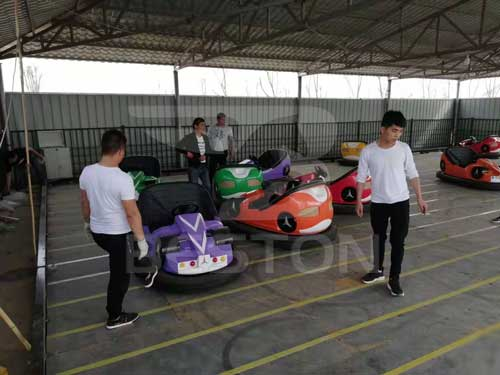 Buy Beston Bumper Cars for South Africa