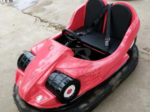 Red Dodgem Cars