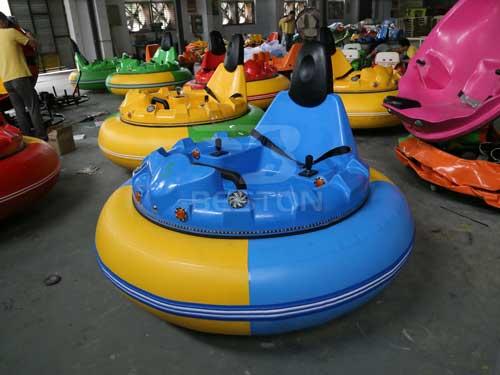 Inflatable Dodgem Cars