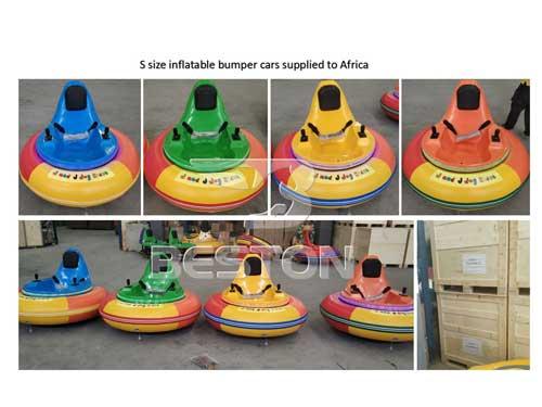 Inflatable Dodgem Cars Cases