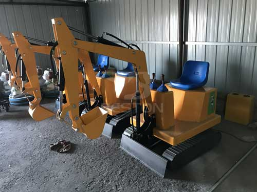 Beston Indoor Kids Excavators for Sale