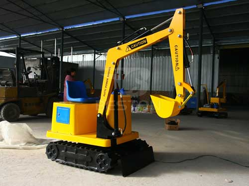 Beston Indoor Kids Excavators for Philippines