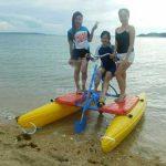 Feedback of Beston Water Bikes to Philippines