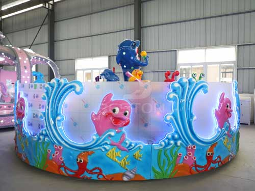 Fairground Kiddie Rides for Philippines