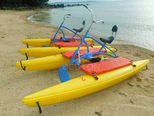 Water Bikes for Philippines Seaside