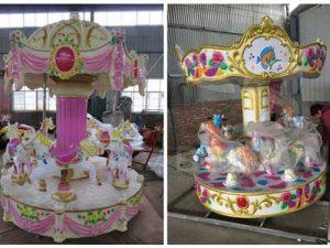 Beston 6 Seat Mini Carousel for Philippines