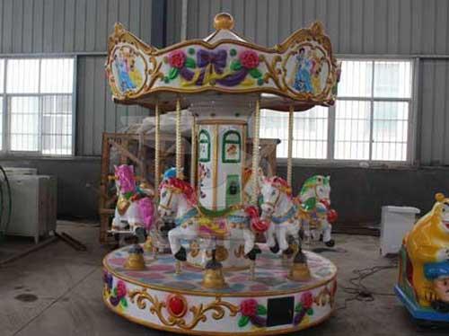 6 Seat Carousel for Kids