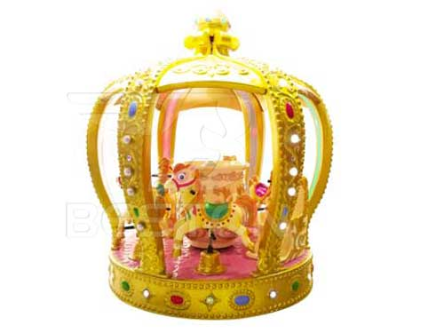 8 Seat Kiddie Carousel for Philippines