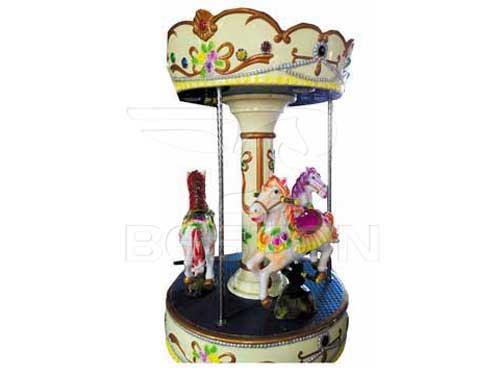 3 Seat Mini Carousel