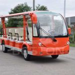 Electric Shuttle Bus for Sale In Philippines