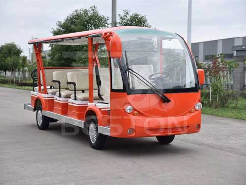 14 Seat Electric Shuttle Bus for Sale In Philippines