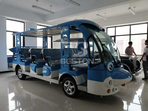 Dolphin Electric Powered Bus for Sale