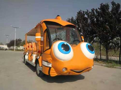 Clownfish Electric Bus for Sale