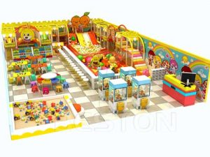 Indoor Playground Equipment for Philippines