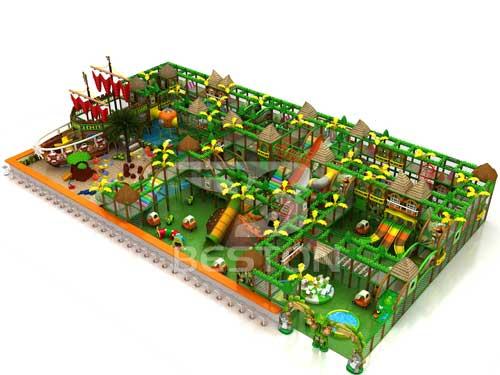 Large Indoor Playground Equipment