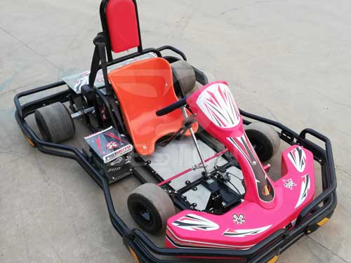 One Seat Go Karts Racing for Philippines