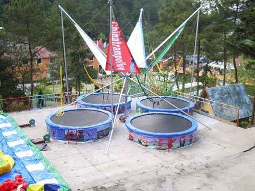 New Bungee Trampoline for Philippines