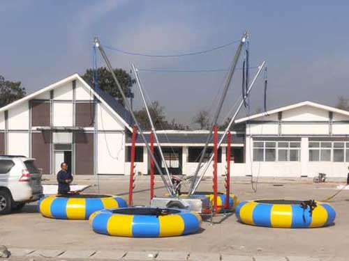 New Bungee Trampoline Equipment for Philippines