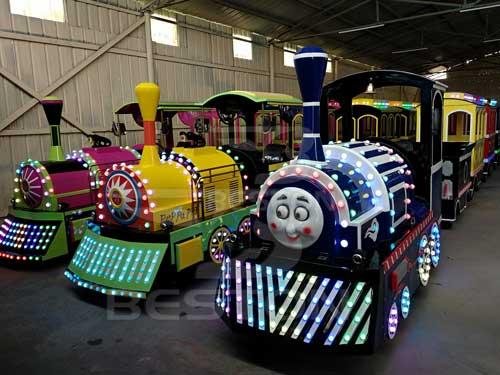 Tourist Train Rides for Philippines